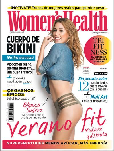 Portada-Womens-Health-Blanca-Suarez
