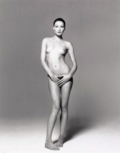 foto flaca desnuda: