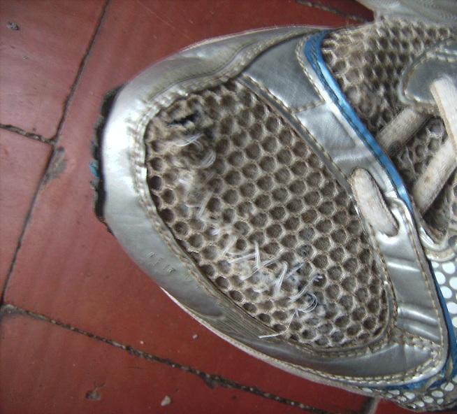 Costura De Tus Running Alta Para Zapatillas b7v6gyfY