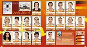 Album del mundial de fútbol femenino. Fuente: blog 'Hay una lesbiiana en mi sopa'