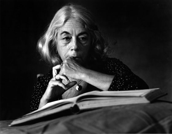 Carmen Martín Gaite, imagen de archivo.
