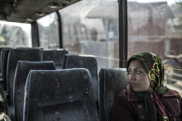 Medina confiesa que el viaje a Europa ha sido durísimo (c) Pablo Tosco / Oxfam Intermón