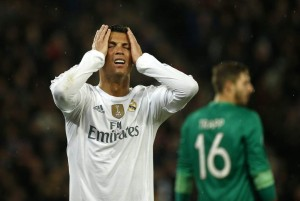 Cristiano ante el PSG
