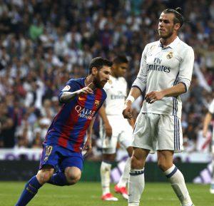 Messi y Bale