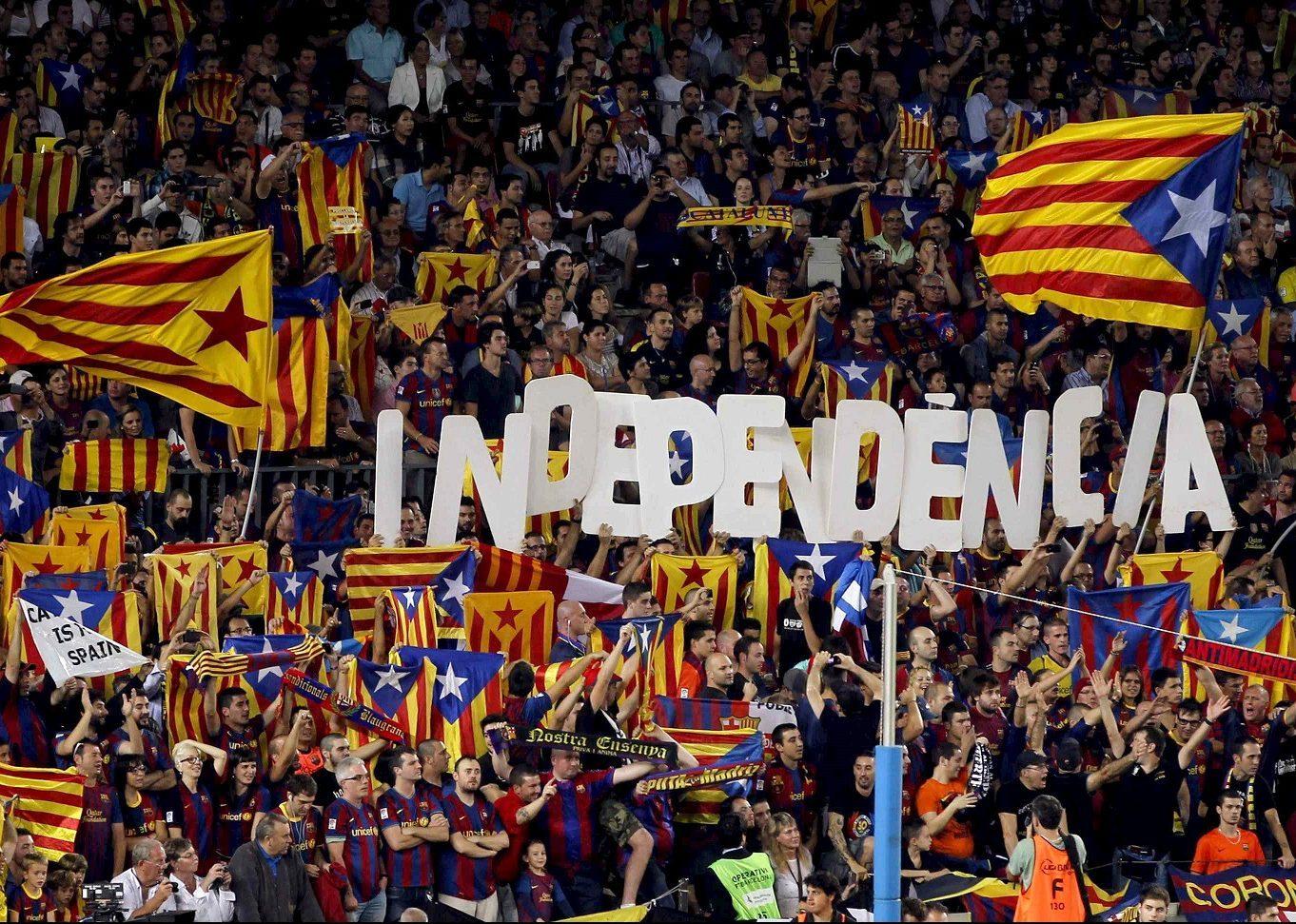 Ha perdido el Barça aficionados por culpa del independentismo ... 71381c2f5dc