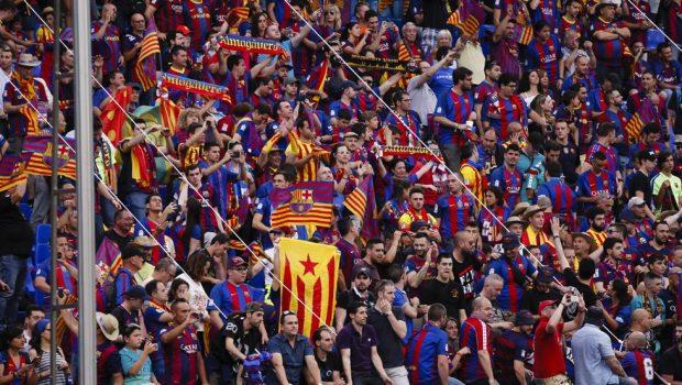 Pitada al himno en la final de Copa de 2017. (GTRES)