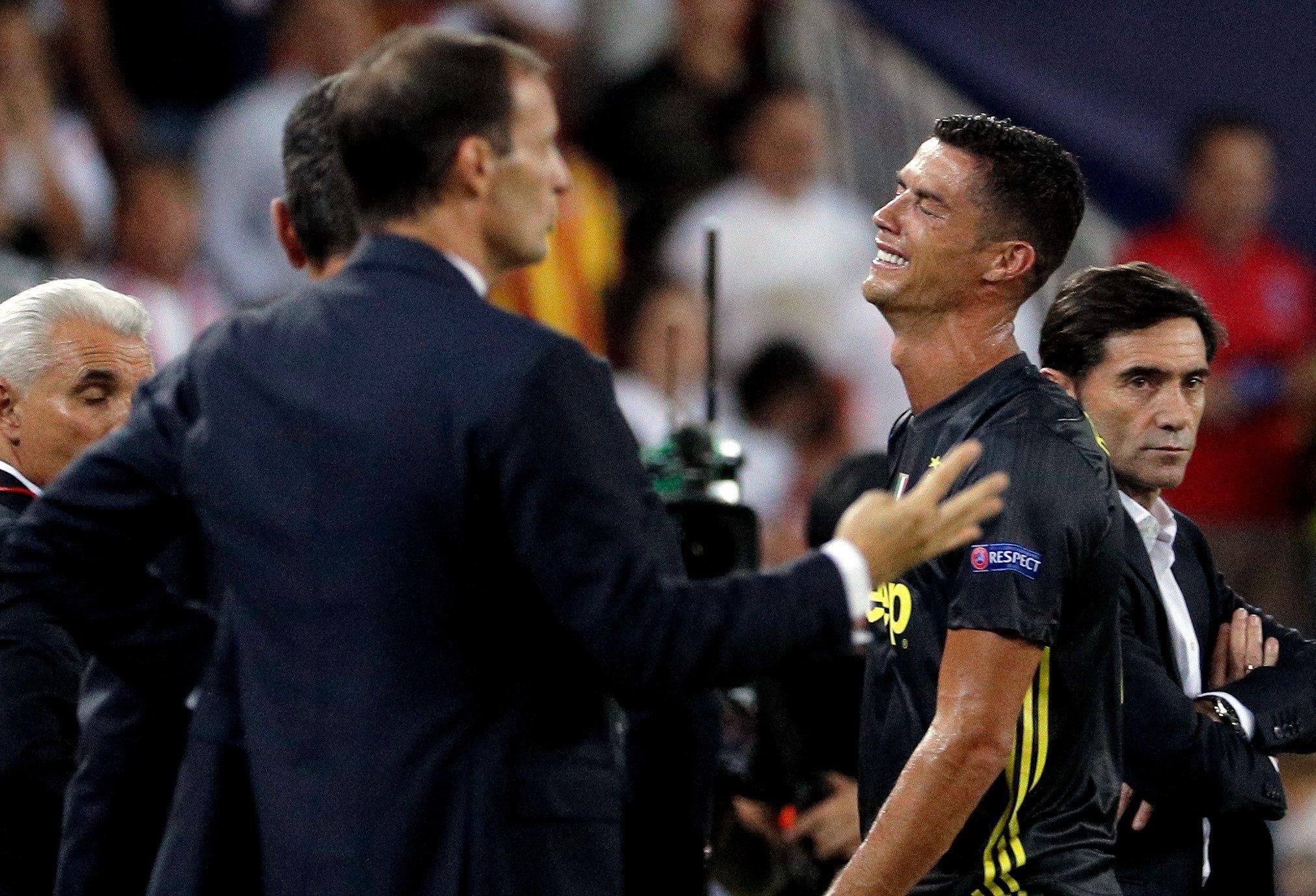 54ede04b37aed Cristiano Ronaldo ahora también lo sabe  si no juegas en el Madrid