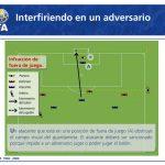 Regla del fuera de juego de la FIFA.