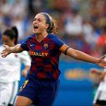 Gol de Alexia Putellas al CD Tacón