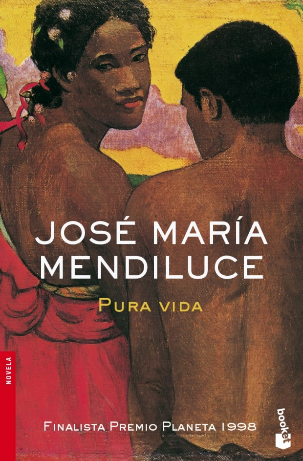 Pura Vida, José María Mendiluce
