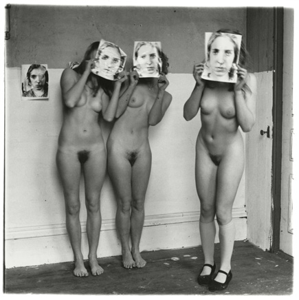Francesca Woodman, About Being My Model, Rhode Island, 1976