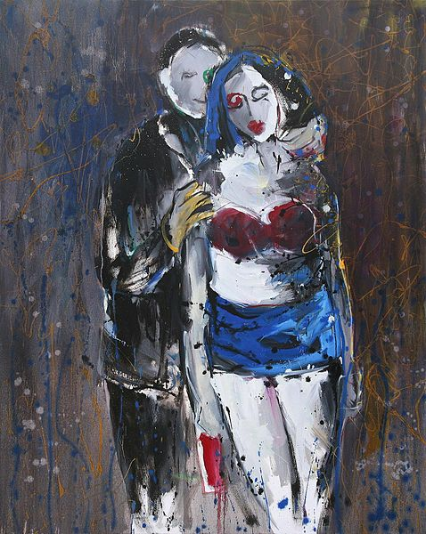 """Prostitución"", Jorge Rando"