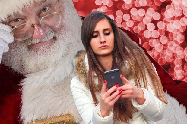 Fotos De Hombres Felicitando La Navidad.Que Hay Detras De La Felicitacion Navidena De Tu Ex