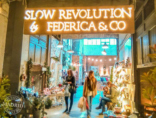 Federica&Co. Foto: Madrid me espera