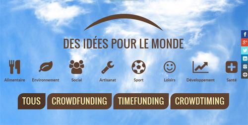 'Crowdtiming' para la movilización ciudadana |  Capeando la crisis