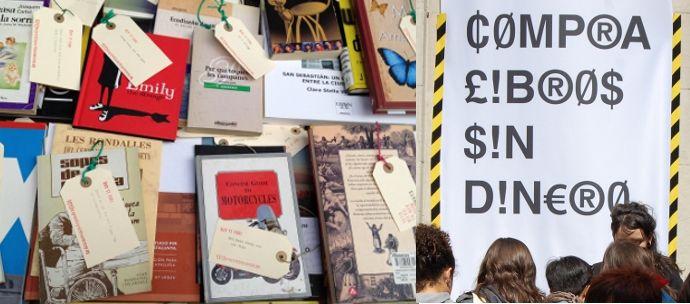 comprar libros sin dinero