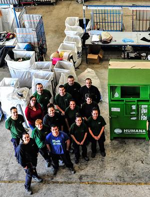 humana-reciclaje-textil-medio-ambiente-cooperacion
