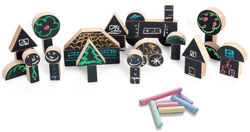 Juguetes sin plásticos, realizados con materiales sostenibles en un ...