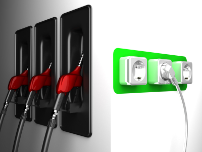 Combustibles fósiles o energía eléctrica? Topmotors