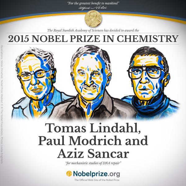 Imagen de la Fundación Nobel.