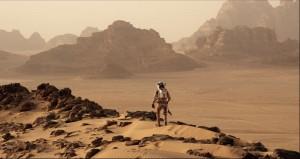 Fotograma de la película 'The Martian' (2015). Imagen de Twentieth Century Fox.