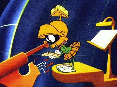Marvin el marciano. Imagen de Warner Bros.