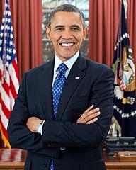 Barack Obama. Imagen de Wikipedia.