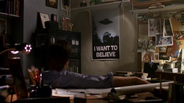 Un fotograma de 'Expediente X'. Imagen de 20th Television.