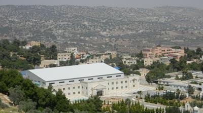 Sede de SESAME, el sincrotrón de Oriente Medio ubicado en Jordania. Imagen de SESAME.