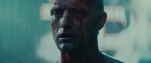 Roy Batty, lágrimas en la lluvia. Imagen de Warner Bros.