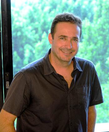 El filósofo Paco Calvo. Imagen cortesía de Alfonso Durán/AGM.