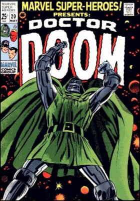 Una de las posibles salidas profesionales del doctorado. Imagen de Marvel Comics.