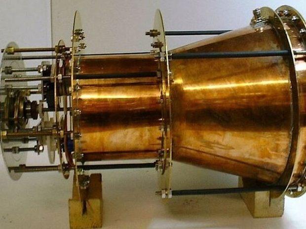 Una hipótesis hace posible el propulsor imposible EmDrive