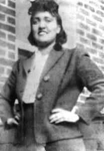 Henrietta Lacks. Imagen de Wikipedia.