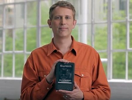 B. V. Larson. Imagen de YouTube.