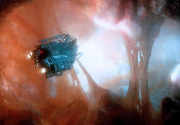 Fotograma de la película 'El chip prodigioso' (1987). Imagen de Warner Bros.