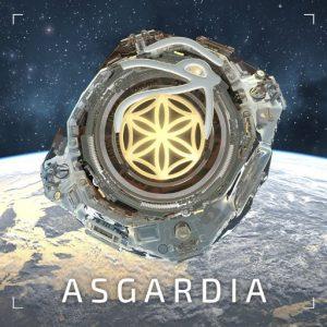Imagen oficial de Asgardia, de su Twitter.
