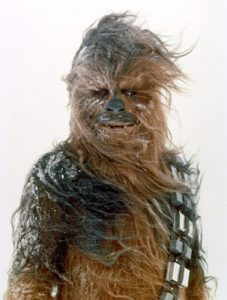 Chewbacca. Imagen de 20th Century Fox.