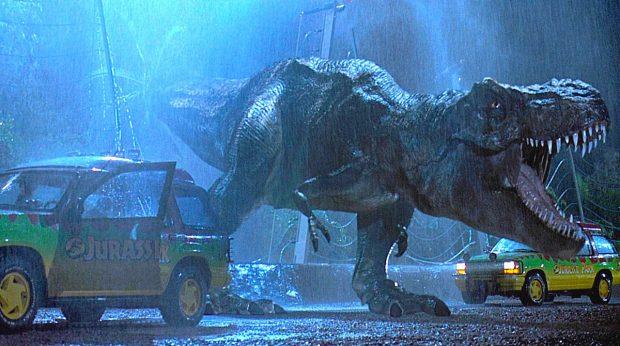 Fotograma de la película 'Parque Jurásico' (1993). Imagen de Universal Pictures.