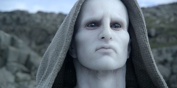 Uno de los ingenieros de 'Prometheus'. Imagen de 20th Century Fox.