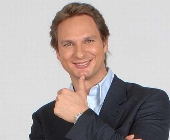 El presentador Javier Cárdenas. Imagen de Wikipedia.