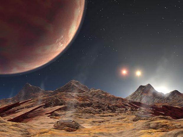 Imagen de NASA.