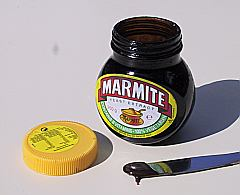 Marmite. Imagen de Wikipedia.