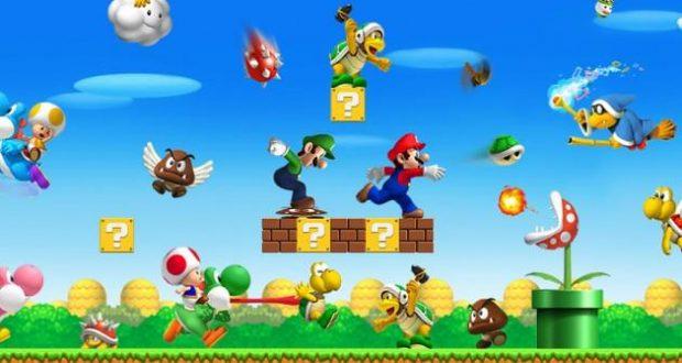 Mario Bros. Imagen de Nintendo.