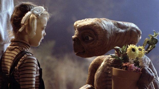 E. T. Imagen de Universal Pictures.