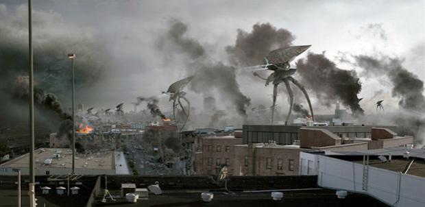 La guerra de los mundos (versión de 2005). Imagen de Paramount Pictures / DreamWorks Pictures.