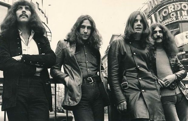 Black Sabbath, con su formación original en 1970. Imagen de Wikipedia / Vertigo Records.