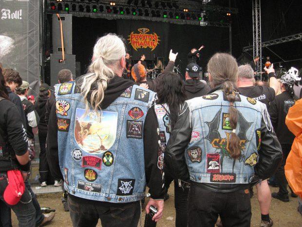 Metalheads. Imagen de Flickr / Staffan Vilcans / CC.