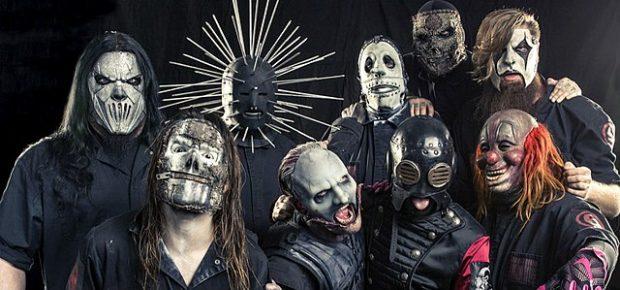 Slipknot. Imagen de Wikipedia / Krash44.