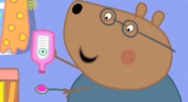 El Dr. Brown Bear. Imagen de Astley Baker Davies Ltd.